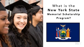 Thumbnail of What is the New York State Memorial Scholarship Program?