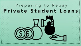 Thumbnail of Preparing to Repay Private Student Loans