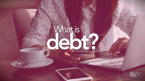 Thumbnail of What is debt?