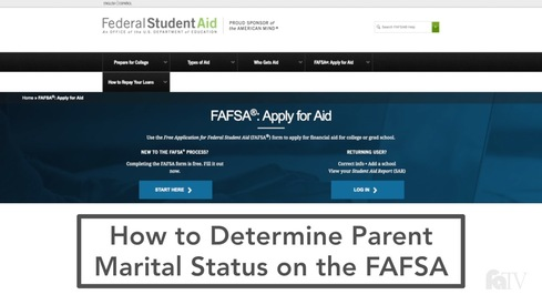 How to Determine Parent Marital Status
