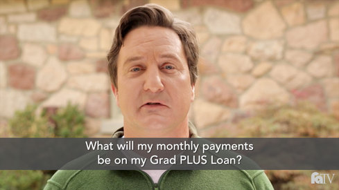 What will my monthly payments be on my Grad PLUS loan?