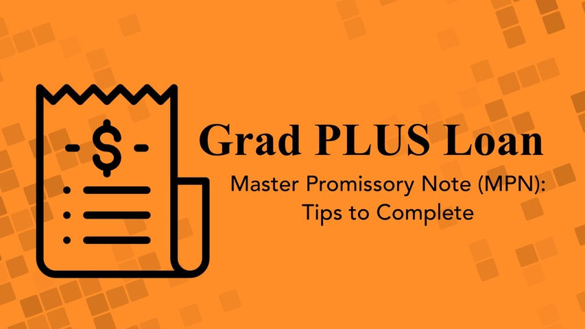 Trending Video Grad PLUS Loan Master Promissory Note (MPN): Tips to Complete
