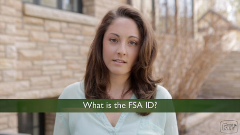 What is the FSA ID?