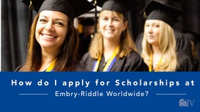 Thumbnail of How do I apply for scholarships at Embry-Riddle Worldwide?
