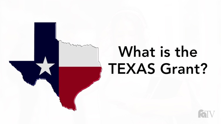 What is the TEXAS Grant?