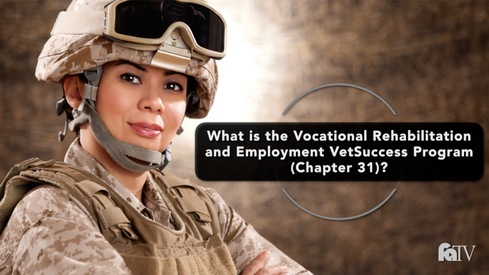 What is the Vocational Rehabilitation and Employment VetSuccess Program (Chapter 31)?