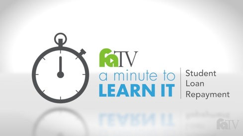 A Minute to Learn it - Student Loan Repayment