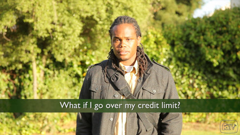 What if I go over my credit limit?