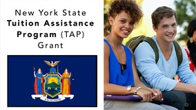 Thumbnail of New York State Tuition Assistance Program (TAP) Grant