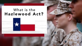 Thumbnail of What is the Hazlewood Act?