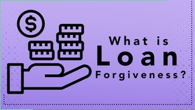 Thumbnail of What is Loan Forgiveness?