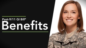 Thumbnail of Post-9/11 GI Bill ® - Benefits