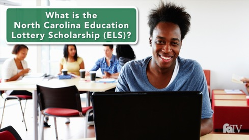 What is the North Carolina Education Lottery Scholarship (ELS)?