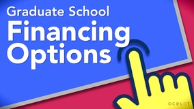 Thumbnail of Graduate School Financing Options