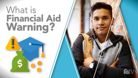 Thumbnail of What is Financial Aid Warning?