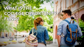 Thumbnail of What is the College Opportunity Fund?