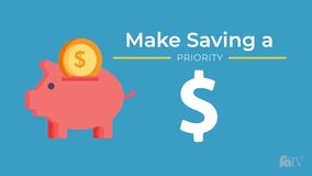 Thumbnail of Make Saving A Priority