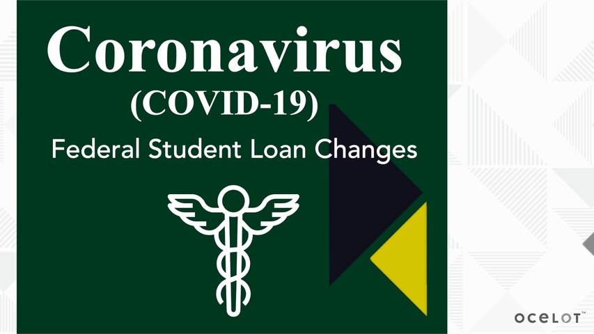 Trending Video Coronavirus: Federal Student Loan Changes
