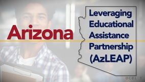 Thumbnail of Arizona Leveraging Educational Assistance Partnership (AzLEAP)