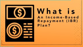 Thumbnail of What is an Income-Based Repayment Plan?