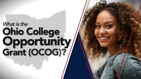 What is the Ohio College Opportunity Grant (OCOG)?