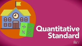 Thumbnail of Quantitative Standard