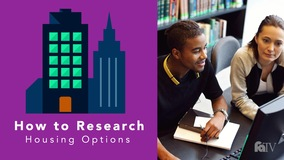 Thumbnail of How to Research Housing Options