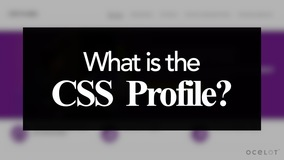 Thumbnail of What is the CSS Profile™?