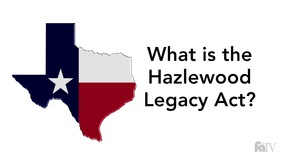 Thumbnail of What is the Hazlewood Legacy Act?