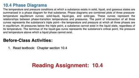 Thumbnail for entry 10.4: Phase Diagrams
