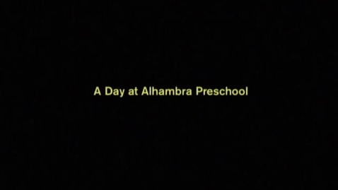 Thumbnail for entry Preschool In 3 Cultures