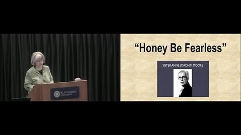 Thumbnail for entry TLN 2017 Moore Lecture - Janet Dahlem - CC