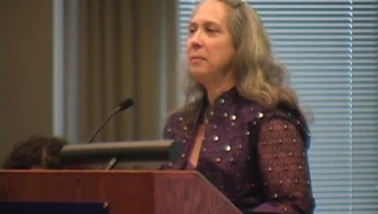 TLN 2012 Moore Lecture - Susan Klappa - CC