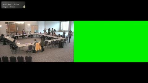 Thumbnail for entry Student Senate 2018_10_09