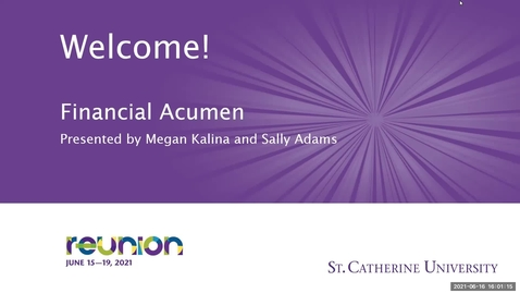 Thumbnail for entry Financial Acumen - CC