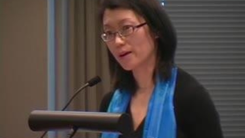 Thumbnail for entry TLN 2013 Moore Lecture - Hui Wilcox - CC