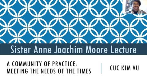 Thumbnail for entry TLN 2021 Moore Lecture - Cuc Kim Vu - CC