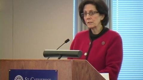 Thumbnail for entry TLN 2014 Moore Lecture - Margaret Dexheimer Pharris, Ph.D - CC