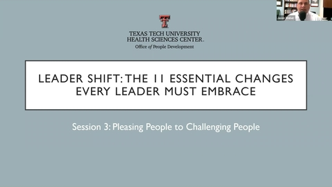 Thumbnail for entry 2021 01 19 Leadershift Session 3