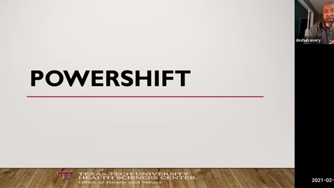 Thumbnail for entry Powershift 02/25/21