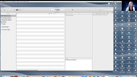 Thumbnail for entry EndNote X9 - Adding a Reference Manually to an EndNote Library