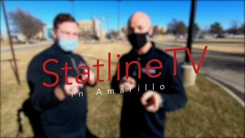 Thumbnail for entry StatlineTV in Amarillo
