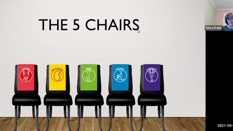 Thumbnail for entry 2021 April 27  The 5 Chairs