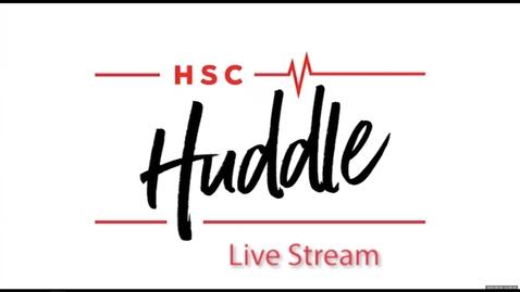 Thumbnail for entry HSC Huddle September 2020