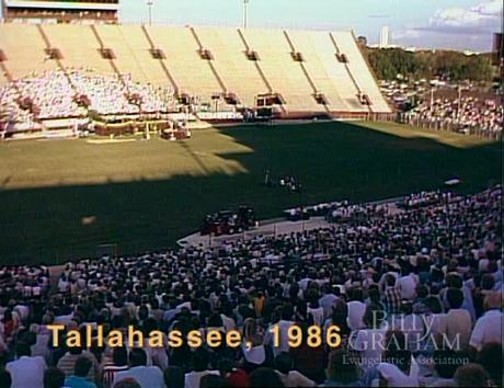 Excuses: Tallahassee, FL, 1986