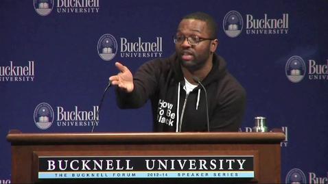 Thumbnail for entry Baratunde Thurston explains net neutrality