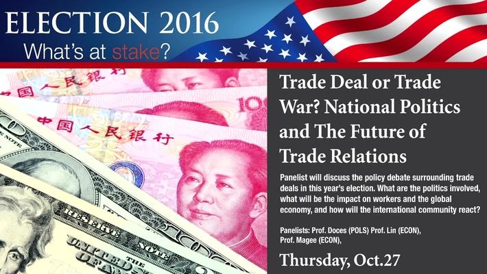 Bucknell 360: Trade Relations