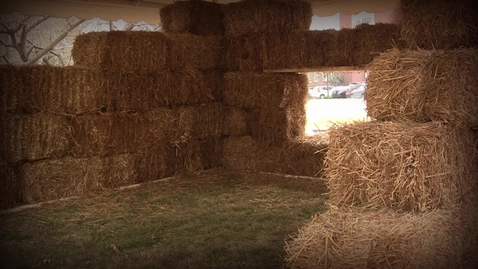 Thumbnail for entry Straw-bale Time-lapse