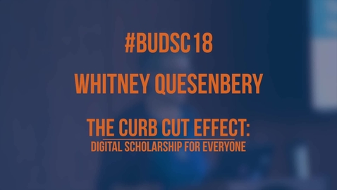 Thumbnail for entry WHITNEY QUESENBERY BUDSC 18