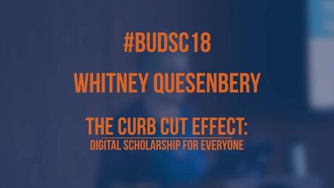 Thumbnail for entry WHITNEY QUESENBERY BUDSC 18